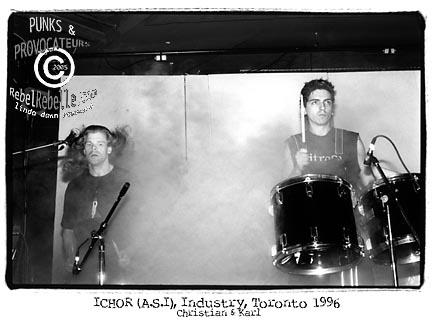 ICHOR 1996