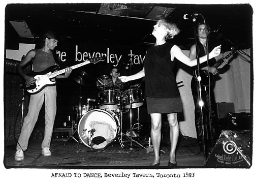 afraid to dance 83