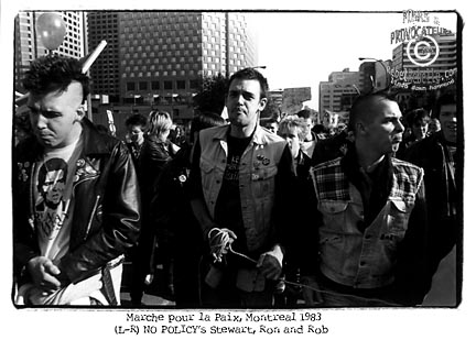 Peace March 1983