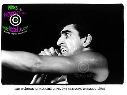 KILLING JOKE 1990s